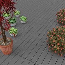 pure garden 12 in x 12 in outdoor