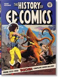 The History of EC Comics - TASCHEN Books