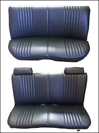 chevrolet monte carlo complete set seat