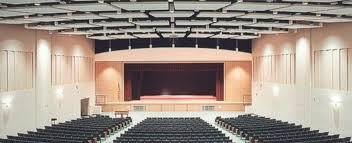 Lehman College Performing Arts Center Seating Chart Arthur F Couch Performing Arts Center