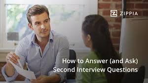 Questions For Second Interview How To Answer Second Interview Questions Zippia