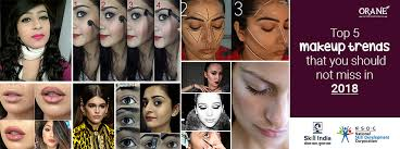 top 5 makeup trends that will be