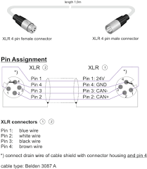 can bus wiring diagram rj45 can wiring diagrams online figure 6 pin assignment of the can bus cable