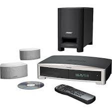 bose home theater system. bose 3-2-1 gs series ii home theater system - silver k