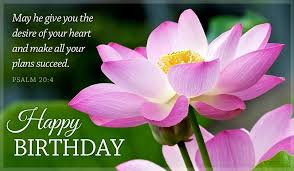 Beautiful birthday wishes with flowers. Biblical Birthday Wishes For Husband