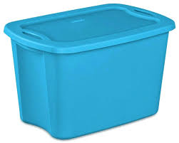 large plastic totes. 10 Gallon Storage Tote S Shop Large Plastic Totes Containers 8 Roughneck Rubbermaid I