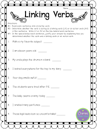 Linking Verbs Worksheet 5Th Grade Worksheets for all | Download ...