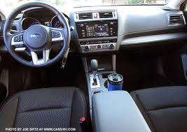 2015 subaru outback interior. Wonderful Interior 2015 Subaru Outback Premium Interior With Slate Black Cloth For Interior Cars101com