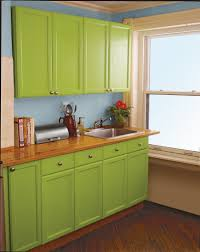 how to paint kitchen cabinets this old house