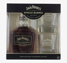 jack daniels single barrel select gift set custom 8 x12 full color nylon