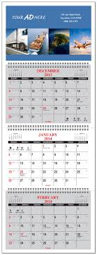 At A Glance 3 Month Calendar 2019 3 Month Calendar At A Glance 4 Panel W Numbered Weeks