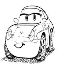 Il Meglio Di Disegni Da Colorare Di Cars 2 Gratis Coloring Site