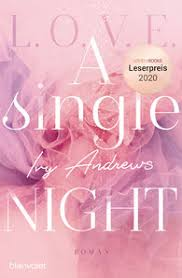 Ivy Andrews: A single night. Blanvalet Verlag (Paperback )