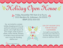 Christmas Open House Invitation Invitation Wording For Christmas Open House Free Invitation Templates