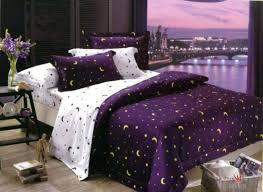 sun and moon comforter set modern sun moon and stars comforter set