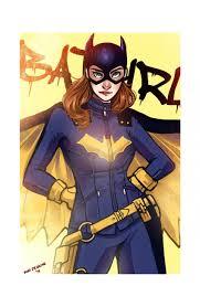 dc comics batgirl leather jacket