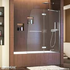 remove glass shower doors remove glass shower door furniture cool half glass shower door for bathtub