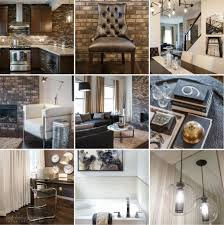 Small Picture Industrial Modern Interior by Calgary Interior Designer Natalie