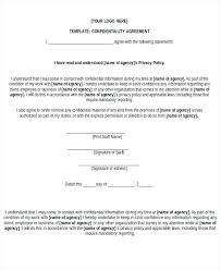 Nda Document Template Mutual Nda Template Insuremart