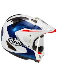 helmet arai tour x4 break blue moto