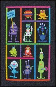 Planetary Party Quilt Pattern Set - Shop Online, Ladybug Hill ... & Planetary Party Quilt Pattern Set Adamdwight.com