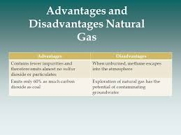 Advantages And Disadvantages Of Natural Gas What Are The Advantages And Disadvantages Of Natural Gas Archives