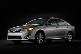 2013 Toyota Camry Hybrid Review - Top Speed