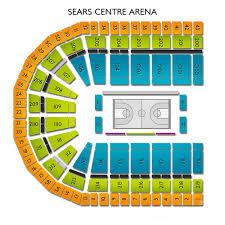 Raptors 905 At Windy City Bulls Tickets 3 4 2020 11 00 Am