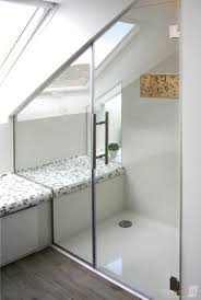 Nischendusche Aus Glas Duschtür In Nische Glasprofi24