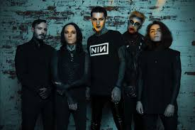 Scranton Metal Band Motionless In White Hits Top 5 On