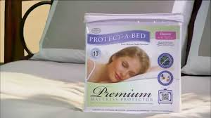 Premium Mattress Protector by Protect A Bed