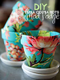Pot Decoration Designs Terracotta Pot Craft Ideas The Idea Room 64