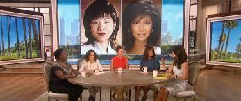 julie chen reveals the magic behind her makeup transformation cbs