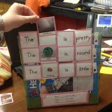 3 Ring Binder Size Chart Diy Desk Size Pocket Chart All You Need Is A 3 Ring