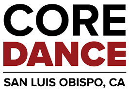 flyers logo outline show flyers core dance san luis obispo