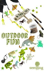 For All The Little Outdoor Lovers