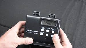 intermatic hb880r landscape lighting timer tutorial