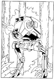 Small Picture Hard Star Wars Coloring Pages Coloring Pages