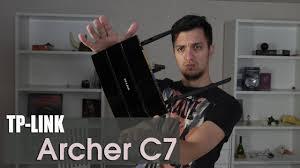 <b>TP</b>-<b>LINK Archer C7</b>: обзор <b>маршрутизатора</b> - YouTube
