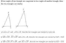 Triangle Proofs Mathcuer Geometry Similar Triangle Proofs
