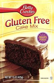 Betty Crocker Gluten Free Devil s Food Cake Mix 15 Ounce Boxes Pack