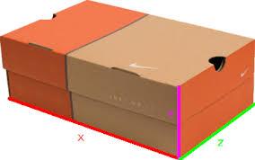 shoe box dimensions. Fine Shoe For Shoe Box Dimensions E