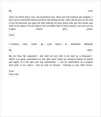 Short Love Letter Sweet Love Letters Free Premium Templates