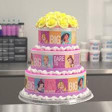 How To Make A Disney Princess Dream Big Princess Cake Decopac