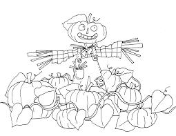 Dearie Dolls Pumpkin Patch Scarecrow Png