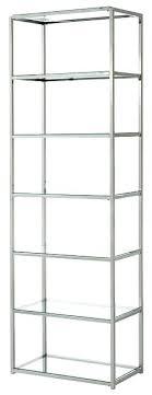 ikea shelving unit glass shelving unit shelf unit black brown glass glass shelves bookcase glass shelf ikea shelving