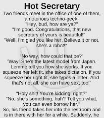 Hot Secretary Funny Story FUNSALOT Interesting Funny Istory