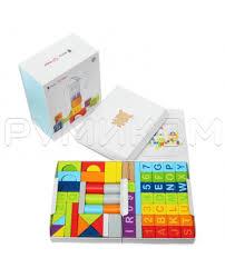 Купить <b>Детский конструктор Xiaomi Mi</b> Rabbit Hape 70 Puzzle в ...
