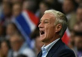 Deschamps urges Les Bleus to 'do everything to win' Denmark clash