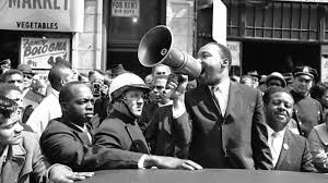 martin luther king jr a minute biography